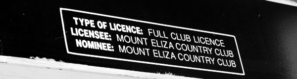 Mount Eliza Country Club Membership